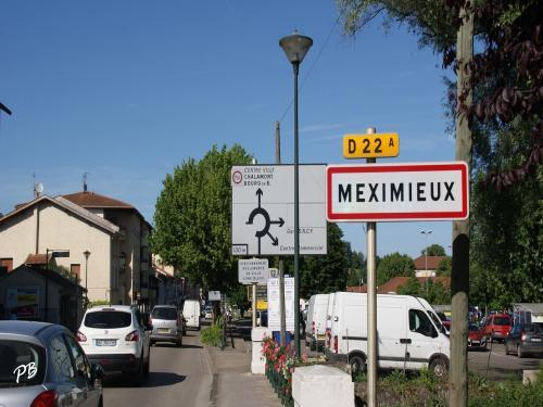 Meximieux - Guida turismo, vacanze e weekend nell'Ain