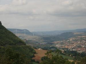 Millau and its viaduct