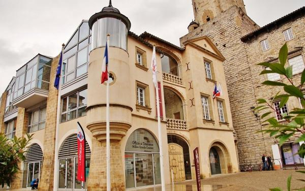 office de tourisme millau
