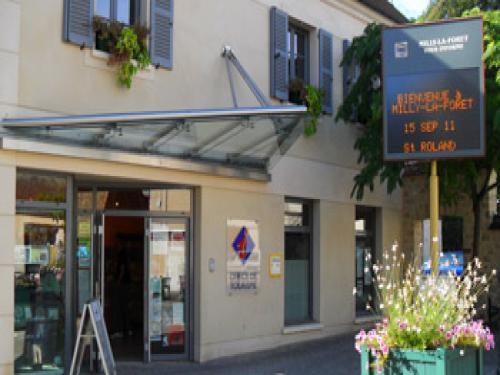 Office de tourisme de milly la for t point information milly la for t - Office tourisme milly la foret ...