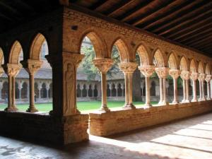 Cloister of the Abbey of Saint-Pierre Moissac