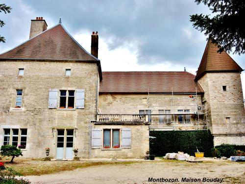 Montbozon - Tourism, holidays & weekends guide in the Haute-Saône