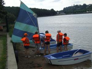 Children to discover sailing