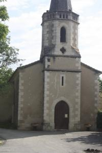 The Church of Montégut