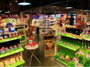 Palace of Sweets and Nougat - Candy Store and Souvenirs