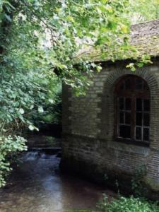 Another view of the washhouse Montigny-les-Monts
