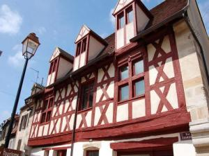 timbered house - Rue Grande