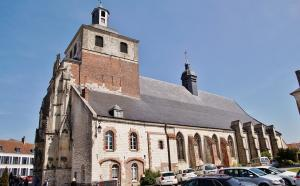Abbey Church Saint-Saulve