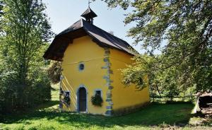 Chapel of the Chatelard of the seventeenth century