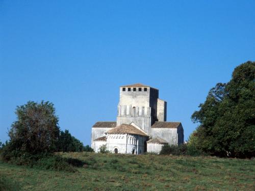 Mornac Sur Mornac-sur-seudre église