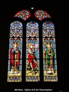 Stained glass church (© Jean Espirat)