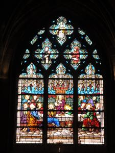 Vitral da catedral (© J.E)
