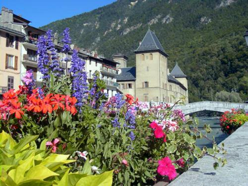 Moûtiers - Tourism, holidays & weekends guide in the Savoie