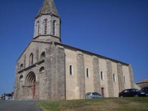 Église de Moutiers-les-Mauxfaits