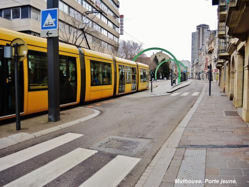 Photos mulhouse guide tourisme vacances for Porte jeune mulhouse