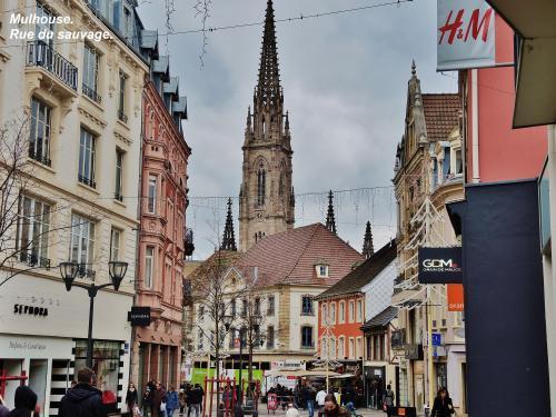 Foto mulhouse turismo vacanze e weekend - Mulhouse habitat porte du miroir ...