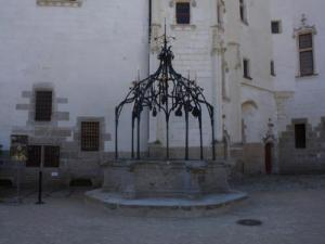 Castle - Well in the courtyard