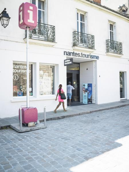 Office de tourisme de nantes m tropole point information nantes - Office du tourisme nantes ...