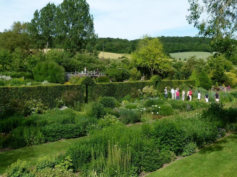 Jardin botanique de la presle lieu de loisirs nanteuil for Jardin foret