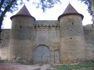 Castle of Furigny (private)