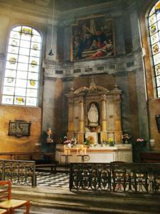 Interior of the Church of St. Peter
