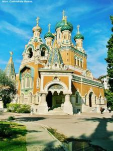 Russian Cathedral (© JE)