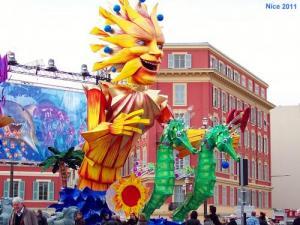 Resultado de imagen para los carnavales de  niza 2017
