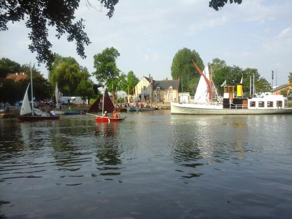 Nort-sur-Erdre - Tourism, holidays & weekends guide in the Loire-Atlantique