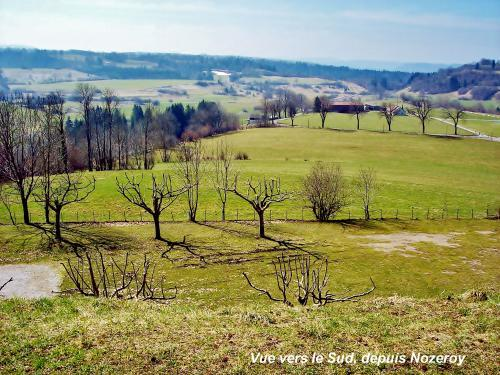 Nozeroy - Tourism, holidays & weekends guide in the Jura