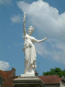 Marian Statue