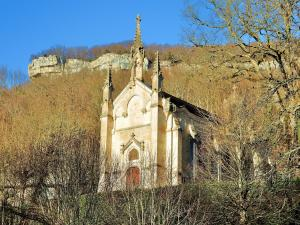 Chapel of the Hermitage of Our Lady of oak (© Jean Espirat)