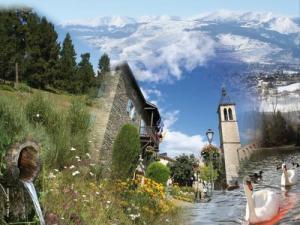Gu a de oss ja turismo vacaciones y fines de semana - Osseja francia ...