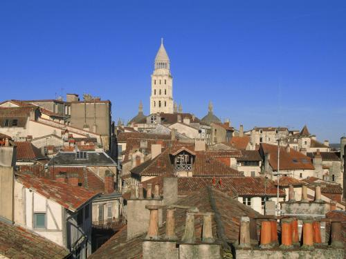 View of the medieval and Renaissance city of Périgueux