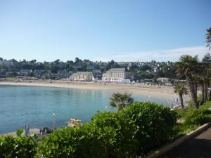 Grand Hotel and Casino, Playa Trestaou, Perros-Guirec