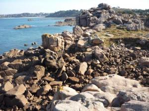 Rocks, ruta costera a Pors Rolland