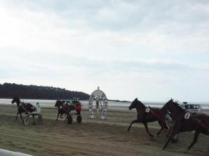 Horse Racing in St Efflam