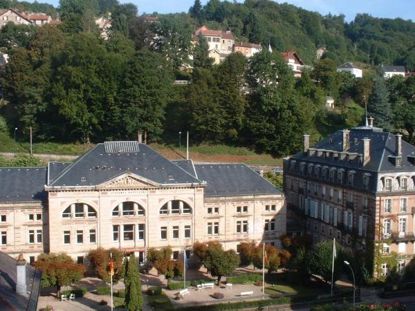 Plombières-les-Bains - Tourism, holidays & weekends guide in the Vosges