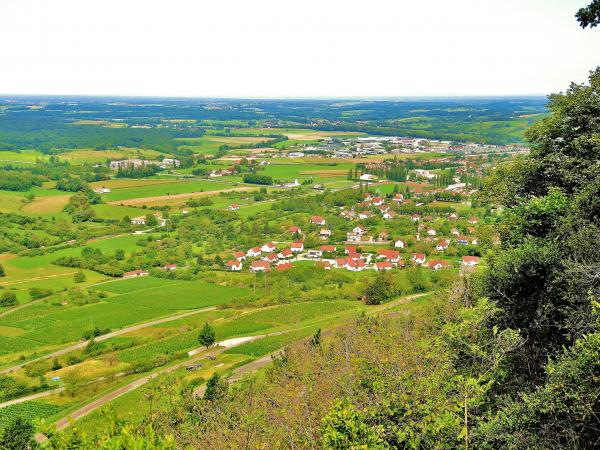 Poligny - Tourism, holidays & weekends guide in the Jura