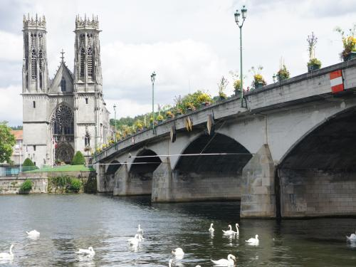 Pont-à-Mousson - Tourism, holidays & weekends guide in the Meurthe-et-Moselle