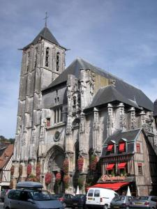 The Church of St. Ouen