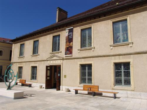 Pontarlier - Tourism, holidays & weekends guide in the Doubs