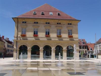 Ville de Pontarlier