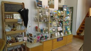 Tourist Office Shop