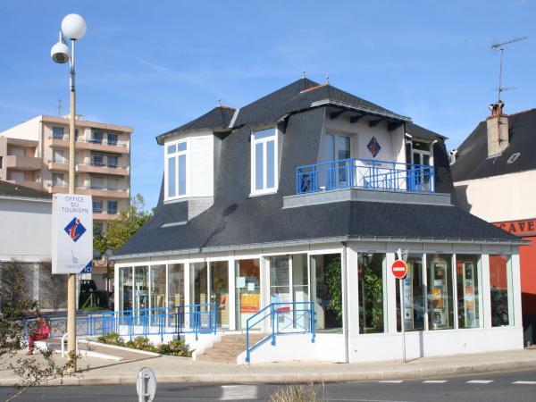 Pornichet tourisme vacances arts guides voyages - Office du tourisme la baule escoublac ...