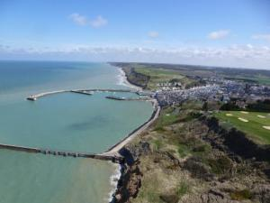 PortenBessinHuppain Tourism Holidays Weekends - Location port en bessin