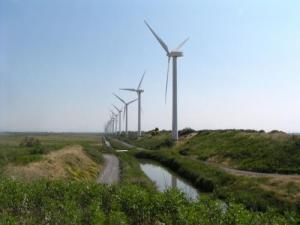 Wind Farm Port-Saint-Louis-du-Rhône