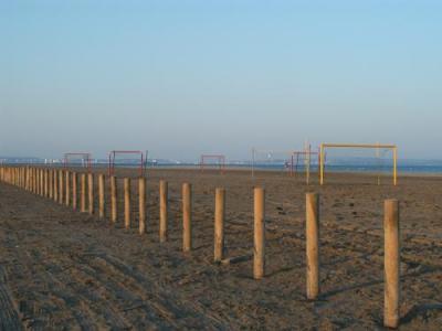 Beach Napoleon Leisure Centre In Port Saint Louis Du Rhone