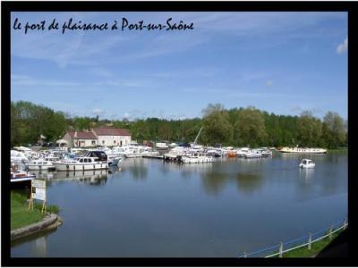 Port sur sa ne tourisme vacances week end for Notaire port sur saone