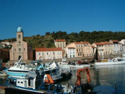Port vendres tourisme vacances week end - Restaurant le france port vendres ...