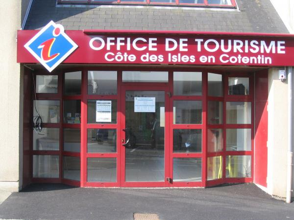 Office de Tourisme de la Côte des Isles - Point information à Portbail